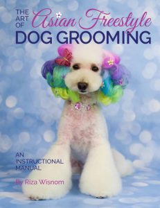 The Art of Asian Freestyle Dog Grooming